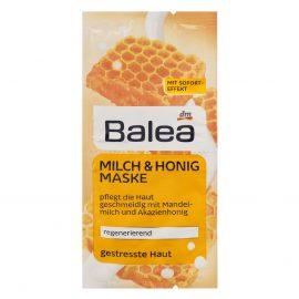 Balea Masque lait et miel, 2 x 8 ml, 16 ml