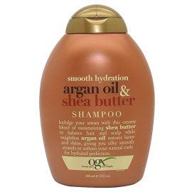 Thick & Full + OGX ARGAN OIL & SHEA BUTTER Shampoo
