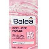Balea Masque Peeling 2 x 8 ml, 16 ml