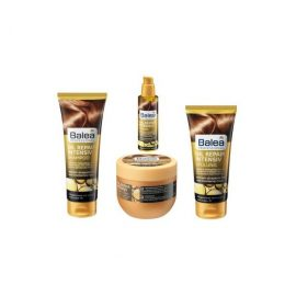 Balea Pack cheveux Oil repair soin intensif - Shampoing et après-shampoing, masque, huile